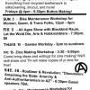 TAALA HOOGHAN INFOSHOP MARCH EVENTS CALENDAR 2013